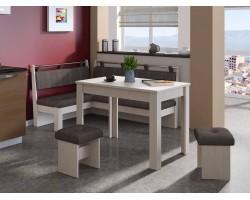 Кухонный уголок Омега Дуб белфорт 2 фото