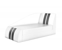 Детская кровать Мустанг Правая фото
