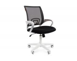 Офисное кресло Chairman 696 white фото