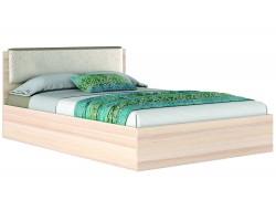 Кровать с матрасом Promo B Cocos Виктория ЭКО узор (160х200) фото