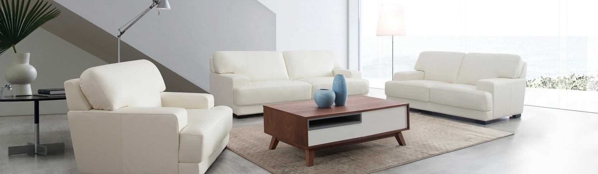 Кожаные диван-кровати