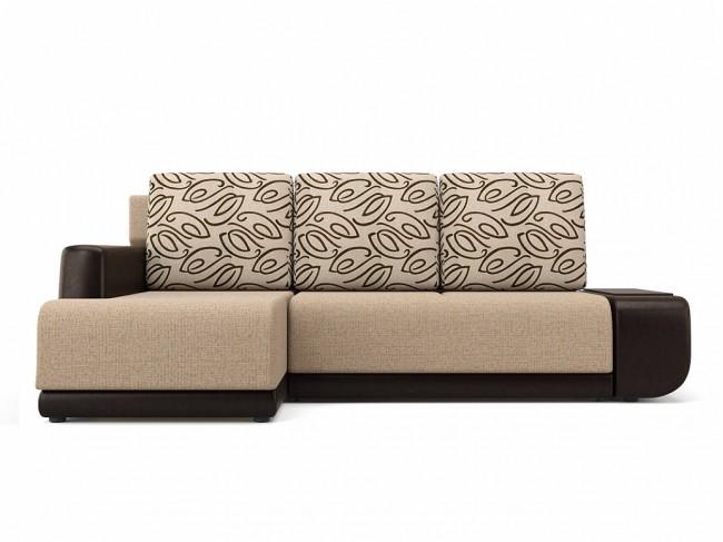 Угловой диван Поло (Нью-Йорк) Левый