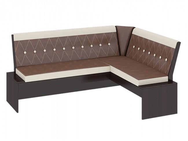 Кухонный диван Кантри Т1 венге 1