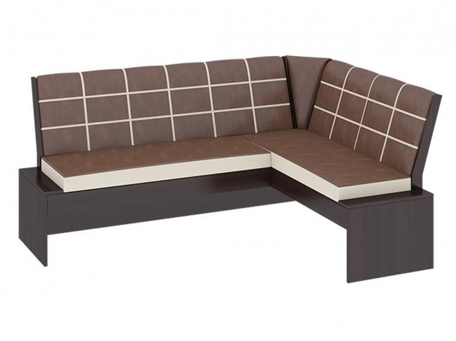 Кухонный диван Кантри Т1 венге 2