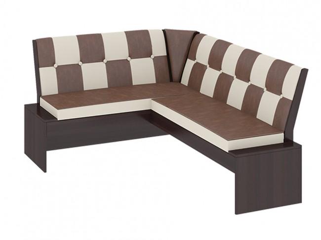 Кухонный диван Кантри Т1  венге 3