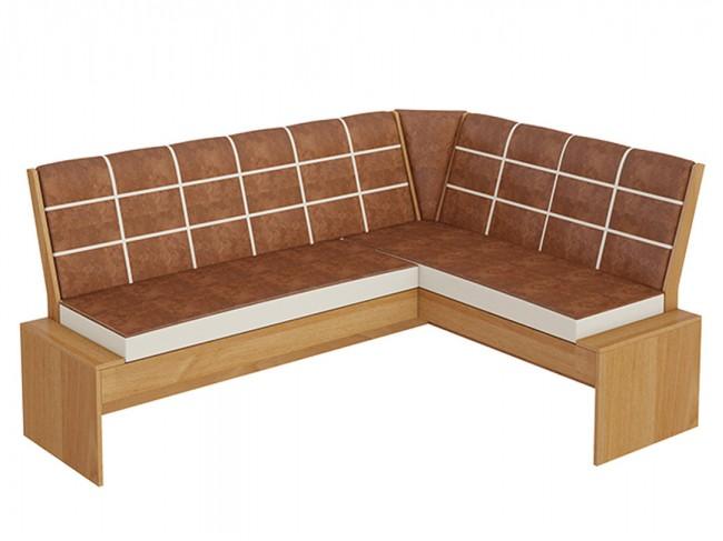 Кухонный диван Кантри Т1 ольха 2