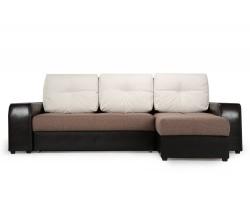 Угловой диван Эдинбург с оттоманкой фото
