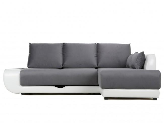 Угловой диван Поло Lux (Нью-Йорк) Правый