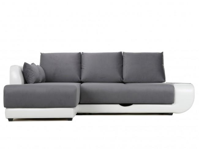 Угловой диван Поло Lux (Нью-Йорк) Левый