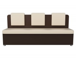 Кухонный прямой диван Маккон 3-х местный фото