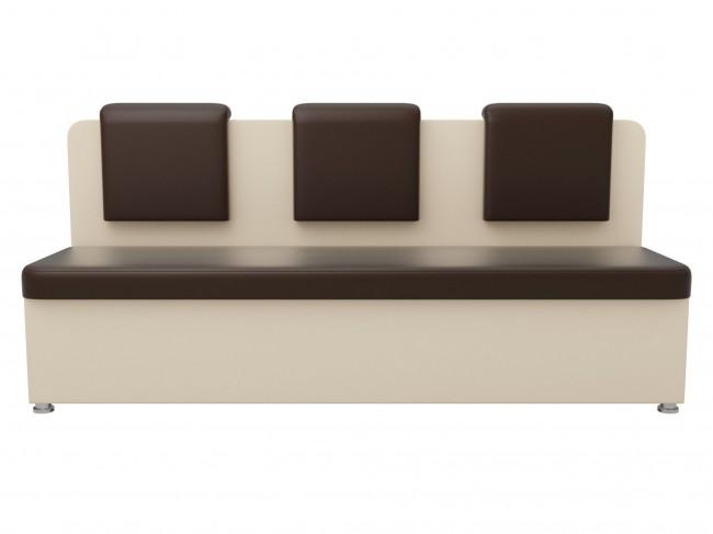Кухонный прямой диван Маккон 3-х местный