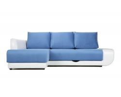 Угловой диван Поло Lux (Нью-Йорк) Левый фото