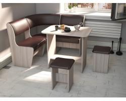 Кухонный уголок Консул мини Эко фото