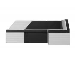 Кухонный угловой диван Дуглас Правый фото
