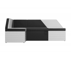 Кухонный угловой диван Дуглас Левый фото