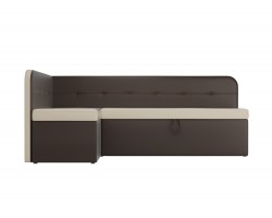 Кухонный угловой диван Форест Левый фото