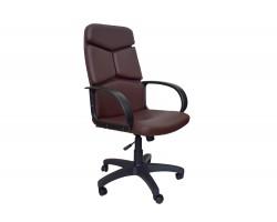 Кресло руководителя Office Lab comfort-2572 Эко кожа Шоколад фото