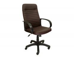 Кресло руководителя Office Lab standart-1601 Эко кожа Шоколад фото