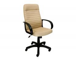 Кресло руководителя Office Lab standart-1601 Эко кожа Слоновая кость фото
