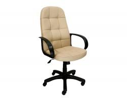 Кресло руководителя Office Lab standart-1021 Слоновая кость фото
