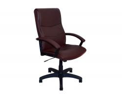 Офисное кресло Office Lab comfort-2052 Эко кожа шоколад фото