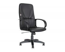 Офисное кресло Office Lab standart-1371 ЭК Эко кожа черный фото