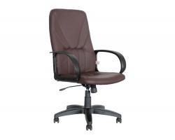 Офисное кресло Office Lab standart-1371 ЭК Эко кожа шоколад фото