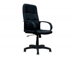 Офисное кресло Office Lab standart-1591 ЭК Эко кожа черный фото