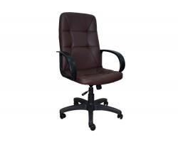 Офисное кресло Office Lab standart-1591 ЭК Эко кожа шоколад фото