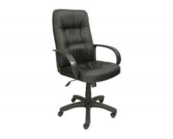 Кресло руководителя Office Lab comfort-2132 Черный фото